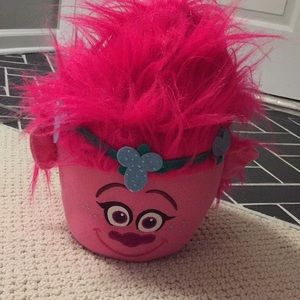 Trolls Halloween Candy Bucket!